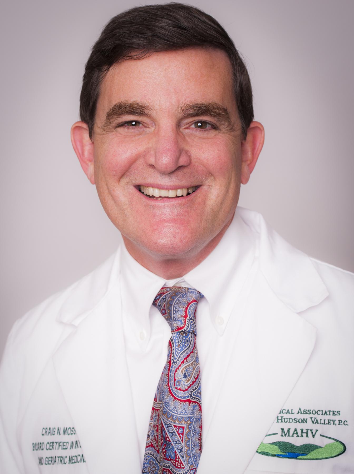 Craig Moss, MD