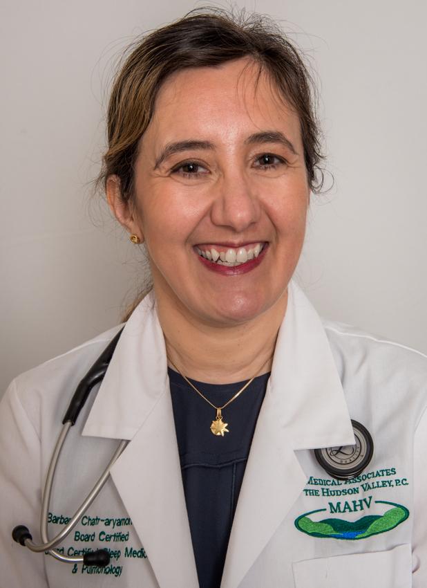 Barbara Chatr-Arymontri, MD, FCCP