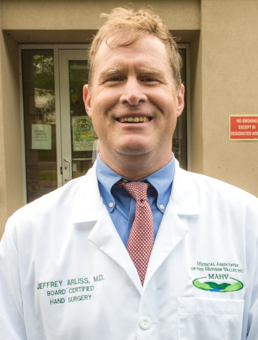 Jeffrey Arliss, MD
